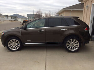 2011 Lincoln MKX Limited Edition SUV low kms