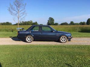 1987 BMW E30 325e - 5 speed manual