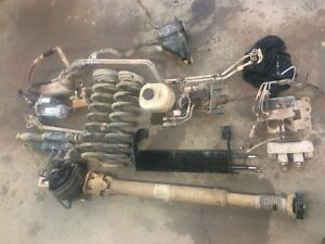 2011 FORD F250/F350 4x4 SUPER DUTY DIESEL PARTS.