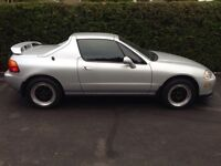 1996 Honda Del Sol , Price very firm, see it you'll know why!