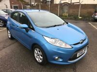 Ford Fiesta 1.6 Econetic, £0 a year Road Tax, bluetooth, 12 Month Mot, 3 Month Warranty