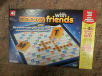 Words With Friends - New in Opened Box