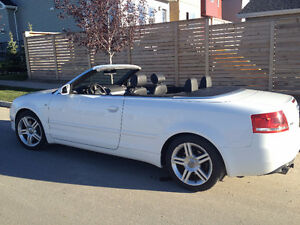 2008 Audi A4 2.0T Coupe (2 door)