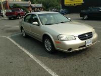 2000 V6 Nissan Maxima Sedan for Sale! Lots To Love In This Car!
