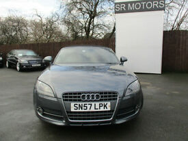 2007 Audi TT Roadster 2.0 FSI ( 197bhp ) (RED LEATHER,HISTORY)