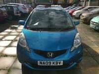2009 Honda Jazz 1.4 i-VTEC EX 5dr HATCHBACK Petrol Manual