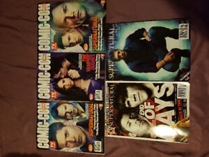 Supernatural magazines