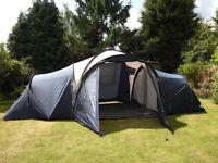 Wynnster Mercury Family Tent sleeps 9