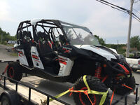 4 Seater Maverick XRS DPS 1000R With trailer!!!