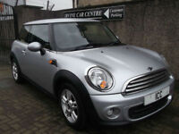 11 11 MINI 1.6 16V 3DR BLUETOOTH TWIN SPOKE ALLOYS LOW MILEAGE CLIMATE A/C