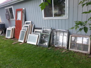 80 OLD WOODEN WINDOWS  TRURO $10 $20 & $40