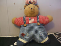 Toys For Babies, Boys and Girls Including Roots Bear