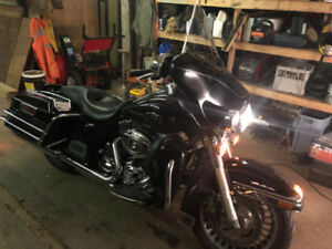 2009HARLEY ULTRA CLASSIC TRADE FOR SIDE X SIDE