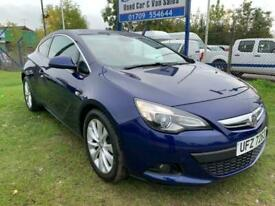 image for 2014 Vauxhall Astra GTC 1.4T SRi, 51,000 Miles, Full Service History