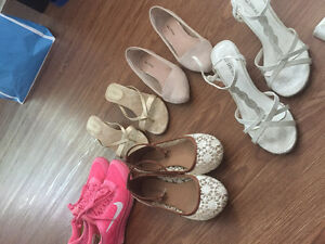 Size 7 shoes for sale!
