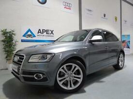 2013/13 Audi SQ5 3.0 BiTDI Quattro + Technology Pack + Drive Select + Nav Plus +