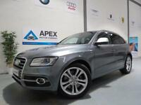 2013/13 Audi SQ5 3.0 BiTDI Quattro + Technology Pack + Drive Select + Nav Plus +