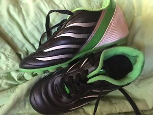 Kids' size 13 soccer cleats
