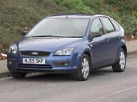 2005/55 Ford Focus 1.6 petrol Sport, 6 MONTHS BRONZE WARRANTY