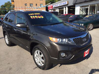 2011 KIA Sorento LX AWD SUV...PERFECT COND....REALLY NICE City of Toronto Toronto (GTA) Preview