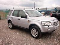 Land Rover Freelander 2 2.2 TD4 SE AUTO (FREE FUEL + 6 MONTHS PARTS & LABOU