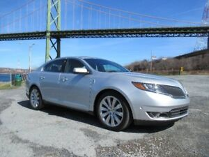 2014 LINCOLN MKS EcoBoost Sunroof Leather AWD LOADED! A MUST SEE