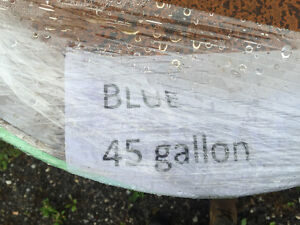 45 gallons industrial blue paint-Reduced Sarnia Sarnia Area image 3