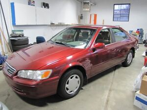 2000 Toyota Camry » aut./4cyl./2.2 litres/ 72,321 km SEULEMENT