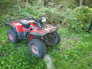 Looking to trade atv