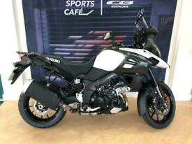 Suzuki DL1000 ABS,19 reg in white,as new condition,pre reg bike.
