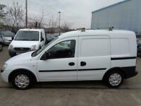 2008 Vauxhall Combo 1.3 CDTi 1700 16v Panel Van 3dr