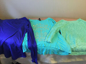 3 shirts for girls