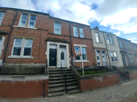 Gateshead/Saltwell -2 bed lower flat