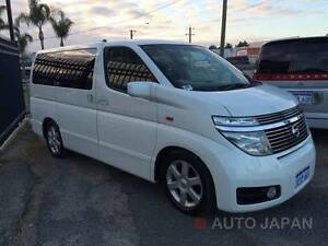 Join The Fabulous Club - Nissan ELGRAND, Ultra Lux 8 Seater Kenwick Gosnells Area Preview