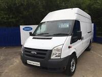 2012 Ford Transit 2.4 T350L 140 RWD Diesel Van NO VAT