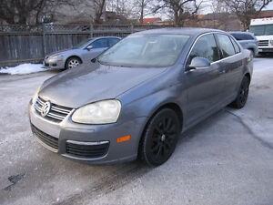 2006 V W Jetta 2.L Turbo Sedan (Safety & e-test included)NO rust