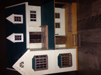 Calico Critters Deluxe Villiage House
