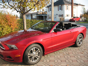 2014 Ford Mustang Cabriolet