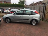 Ford Focus 16 automatic,2004 Reg , drives very well,£999.