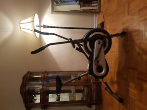Brand new exercise bike