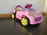 Peppa Pig 6v electric ride on car