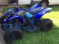 QUAD RAPTOR 660R ROAD LEGAL