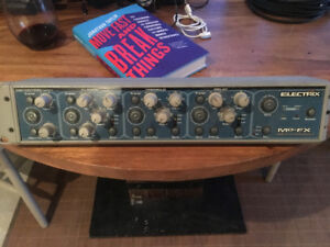 Electric Mo-FX in mint condition
