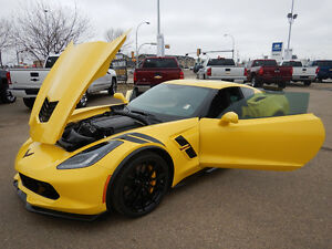 2017 Chevrolet Corvette Stingray 1LT Coupe (2 door)