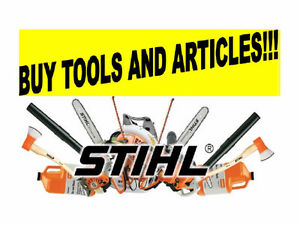 ACHAT  D'OUTILS ET D'ARTICLES !!!  /  BUY TOOLS AND ARTICLES!!!