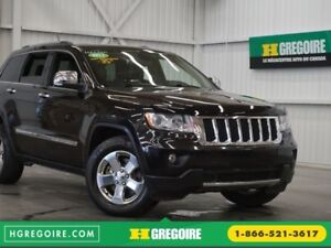 2011 Jeep Grand Cherokee Limited (cuir-caméra-toit pano)