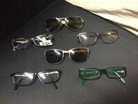 High End Glasses For Sale!! Variety of Choices @ a Discount!