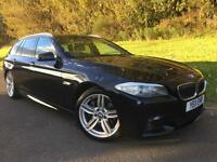 2011 BMW 5 Series 3.0 530d M Sport Touring 5dr
