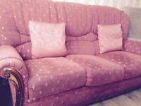 Sofa set all £50