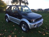 2004 Suzuki Jimny O2 Soft Top ** 4x4 ** July 2017 Mot